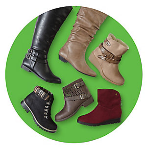 Extra 15% off women's boots