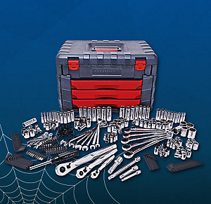 Craftsman 254 PC Mechanics Tool Set w/ 75 Tooth Ratchet Sale $169.99, Reg $299.99