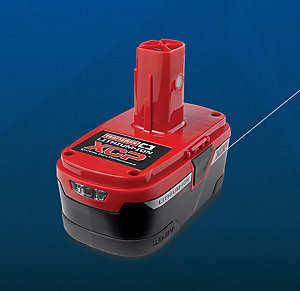 Craftsman C3 19.2-Volt XCP High Capacity Lithium-Ion Battery Pack Sale $69.99, Reg $99.99
