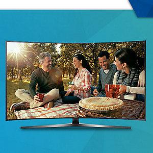 Save up to $800 on select LG or Samsung TVs