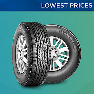 Up to $70 rebate on 4  Michelin or Goodyear Tires