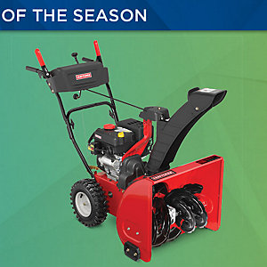 Up to 30% off Craftsman Lawn & Garden & Snow Removal Equipment!