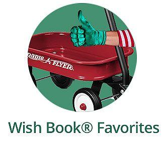 ELF TESTED SANTA APPROVED   Wish Book Favorites