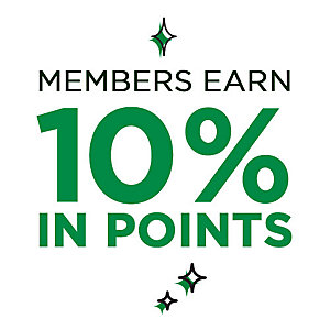 Members Earn 10% in points on qualifying Sears Card purchases