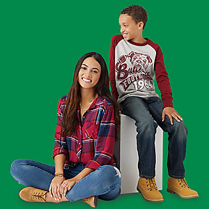 Up to 50% off jeans | Classic denim for her, him & kids