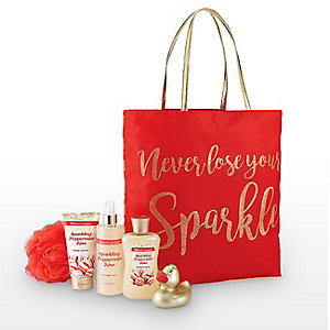 Kmart Exclusive | It's in the bag! | Get our exclusive holiday beauty bag for $10 (a $40 value) when you spend $40 or more