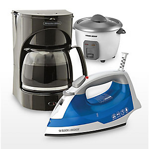 Ho, ho, home gifts | Slow cooker, coffeemaker or iron $9.99