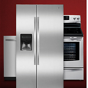 Up to 25% off appliances, plus members get 10% back in points or Special financing with Sears card