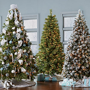 Up to 40% off Christmas Shop plus an additional 10% off online only  featuring Westchester Cashmere Christmas tree collection