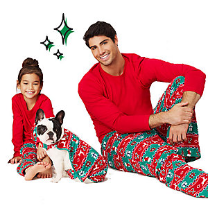 Up to 50% off Sleepwear for the Family