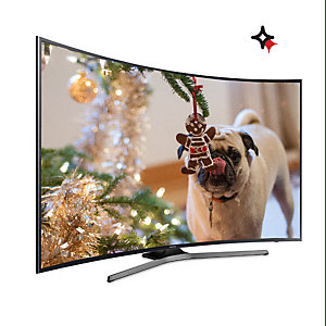 Up to 30% off Samsung televisions