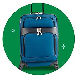 Extra 10% off Luggage