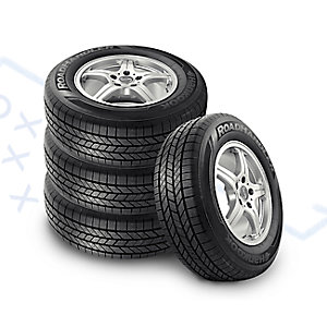 Save up to $200 on 4 RoadHandler tires with installation
