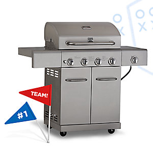 Up to 20% off grills, plus extra 5% off