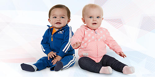 Extra 10% off baby clothing