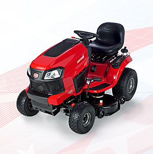 Save 10-20% on riding mowers