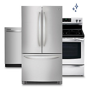 Up to 40% off kitchen appliances starting at $329.99