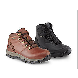 50% OFF Men's Outdoor Life waterproof hikers