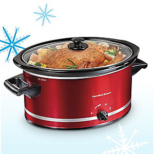 Hamilton Beach fryer or slow cooker, $24.99