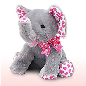 25% off Valentine's Day plush animals