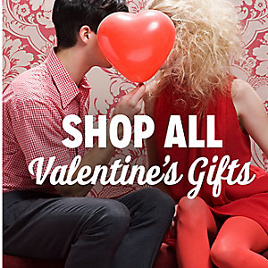 SHOP ALL Valentine's Gifts | Sweet gifts for your sweetheart | Make their hearts go pitter-patter