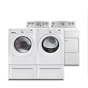 up to 25% off Washers & Dryers