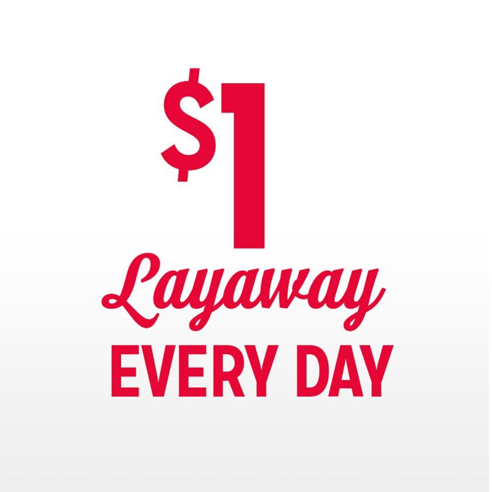 $1 Down Layaway