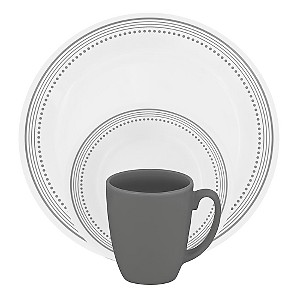 Corelle 16 pc. dinnerware sets, $29.99 It's time to reset your table