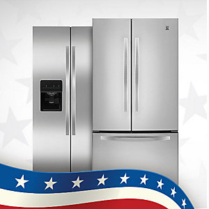 Up to 40% off Refrigerators