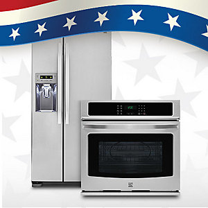 Get 40% off appliance deals Starting at $279.99