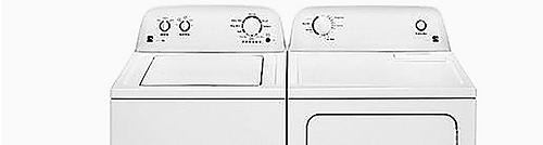 Kenmore HE washer & dryer, $288 ea.