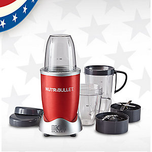 Up to 30% off blenders featuring Magic Bullet, & Nutribullets