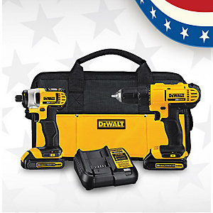 20% or more off on DeWalt Tools