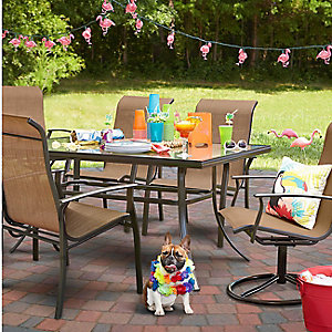 Prep your patio with outdoor furniture, fun décor & more