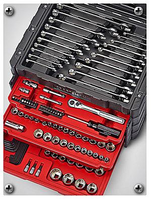 $149.99 Reg. $329.99 Craftsman 276-pc. mechanic's tool set