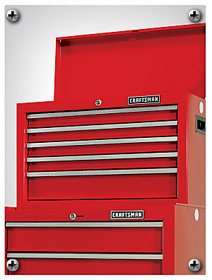 $219.97 | reg. $439.97 Craftsman 26-inch 11-drawer 3-pc. standard duty tool chest combo