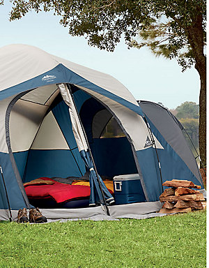 Save 40% on camping equipment