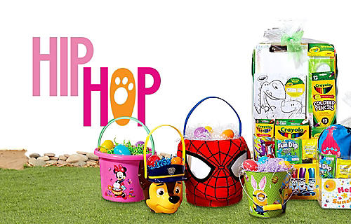 Spend $25 on Easter baskets, earn $10 in points
