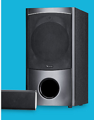 Save up to 20% off home theater systems