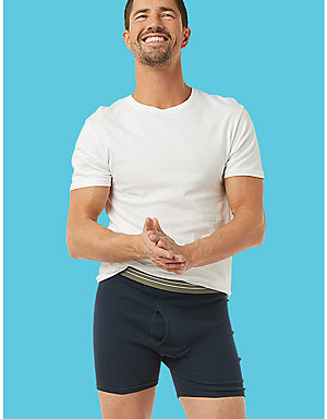 15% off men's Basic Editions underwear | Back to the basics