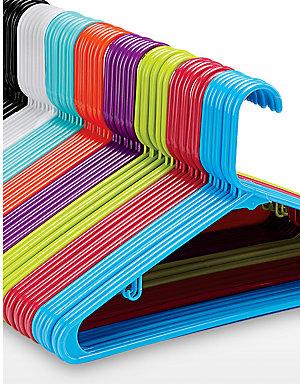 Essential Home 8 pk. plastic hangers, 99¢ | reg $1.99