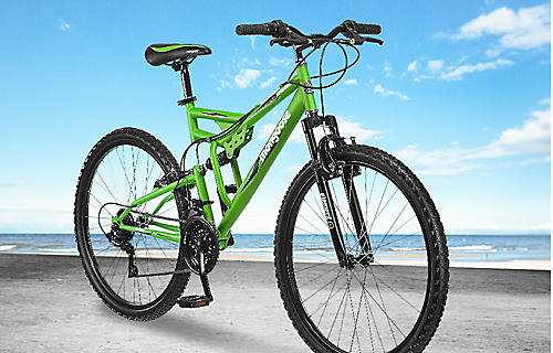 Bikes starting at $99.99 | Plus, get 25% off any bike accessory with purchase of a bike