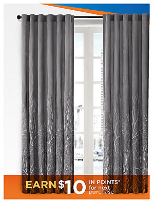 Window treatments, starting at $14.99