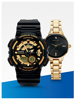 Up to 30% off Branded Watches