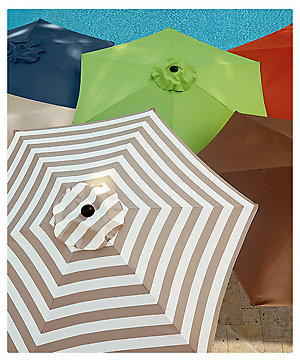 Get a great deal on patio umbrellas shop now