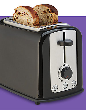 Small kitchen appliances, $14.88 | Choose from Hamilton Beach 2-slice toaster, handheld mixer, 4-qt slow cooker or Mr. Coffee coffeemakers