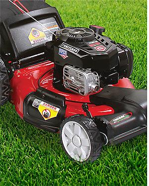 Craftsman 163cc Front Wheel Drive Lawn Mower $259.99 | reg. $309.99