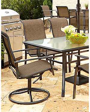 Garden Oasis Harrison 7 pc. Dining Set $289.99 | reg. $399.99