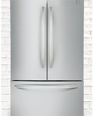 Kenmore 27.6 cu.ft. french door refrigerator $1099.99 | reg. $1999.99