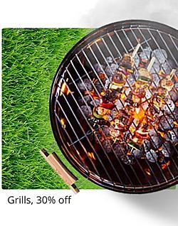 Grills 30% off